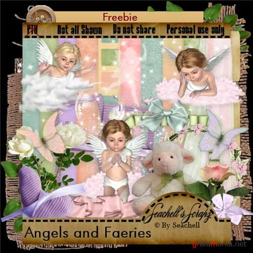 "����� ����� - ""Angels and Faeries"""