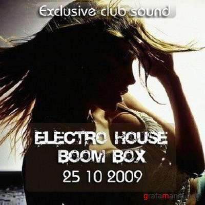 Electro-House Boom BOX (25.10.2009) MP3