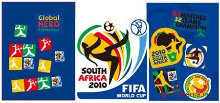2010 South Africa World Cup Vector Logo