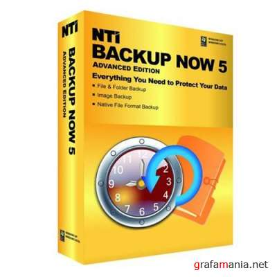 NTI Backup Now Advanced Edition v5.5.0.56