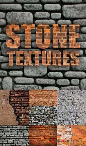 Stone and Brick Wall Textures - HQ Stock Images
