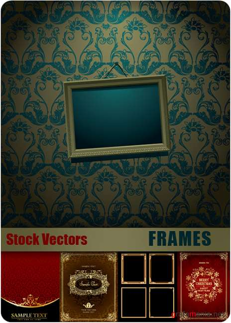 Stock Vectors - Frames