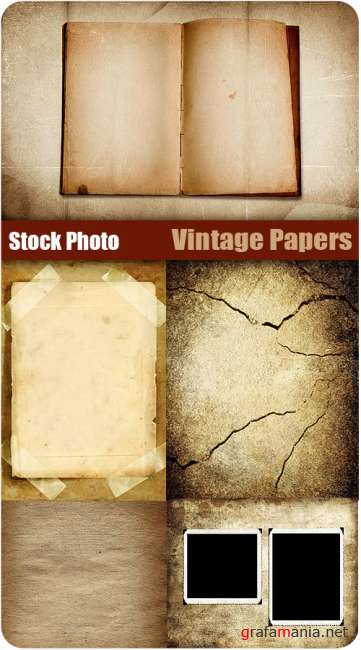 Stock Photo - Vintage Backgrounds