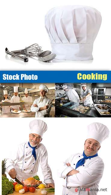 Stock Photo - Cooking