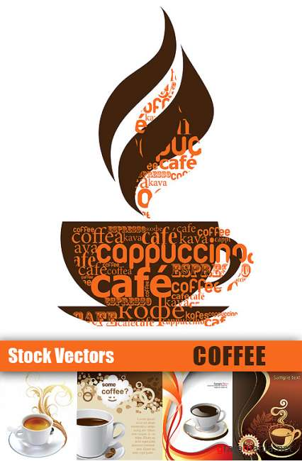 Stock Vectors - Coffee