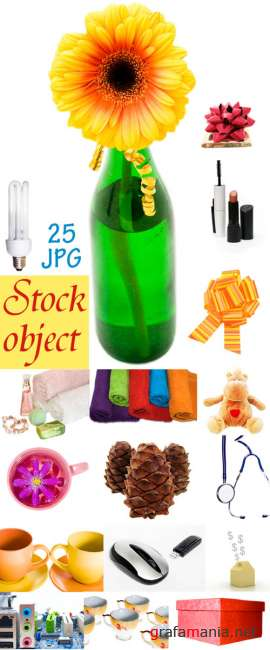 Stock object collection 3