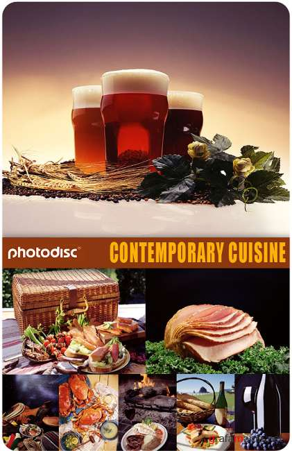 PhotoDisc V030 - Contemporary Cuisine+