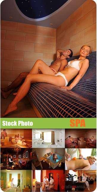 Stock Photo - SPA