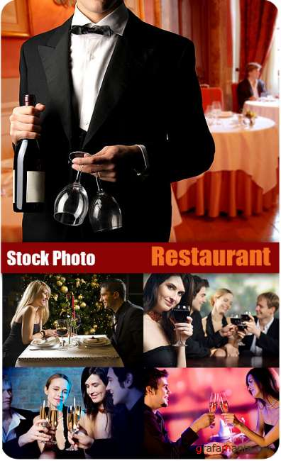 Stock Photo - Restaurant
