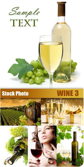 Stock Photo - Wine 3