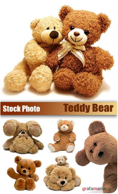 Stock Photo - Teddy Bear