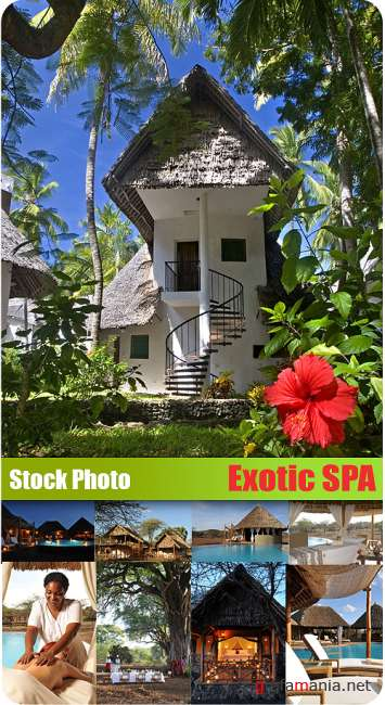 Stock Photo - SPA Exotic
