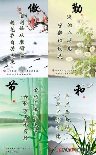 The Chinese Nature PSD