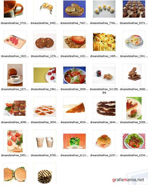 Food - stock photos | Еда