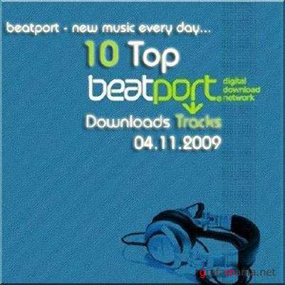 Beatport Top 10 Downloads (04.11.2009) MP3