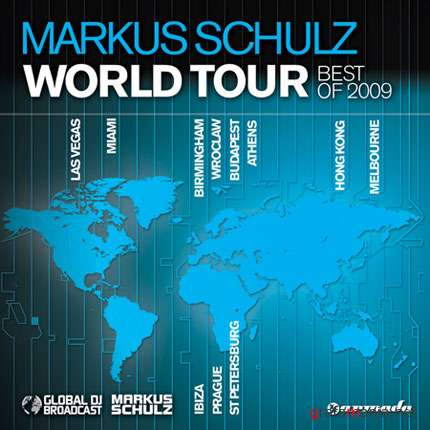 Markus Schulz World Tour (Best Of 2009) - The Full