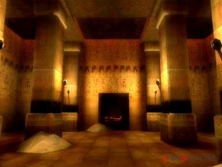 Egypt-3D Screensaver