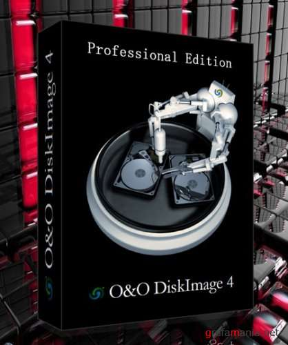 O&O DiskImage 4.1.34 Professional Edition Portable