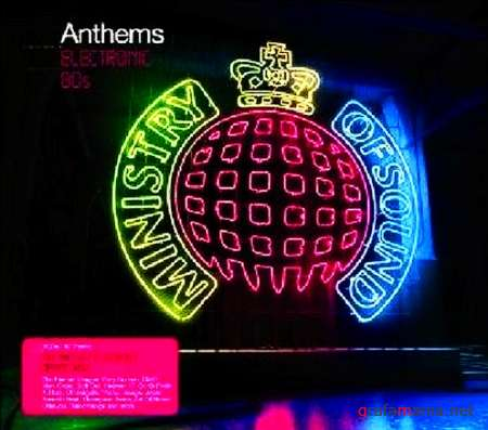 Ministry Of Sound: Anthems Electronic 80s (2009)