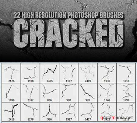 Cracked Photoshop Brushes