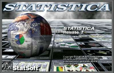 StatSoft STATISTICA 8.0.550 English, Enterprise Single User + все аналитические модули