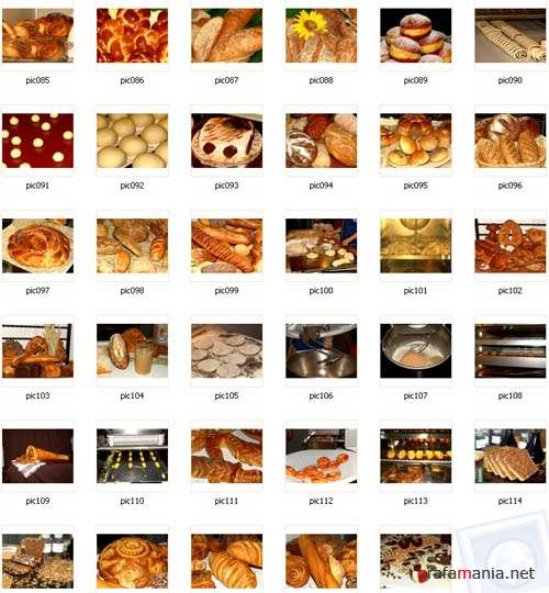 Bread - stock photo | Хлеб