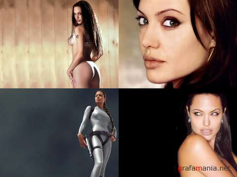 The Best Angelina Jolie Wallpapers