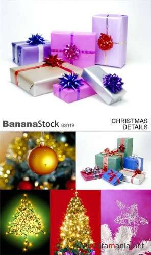 Christmas Details - HQ Stock Photos