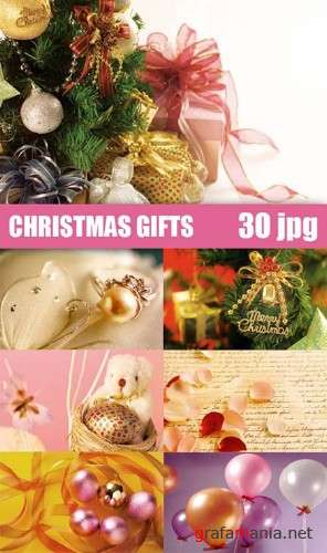 Christmas Gifts - HQ Stock Photos