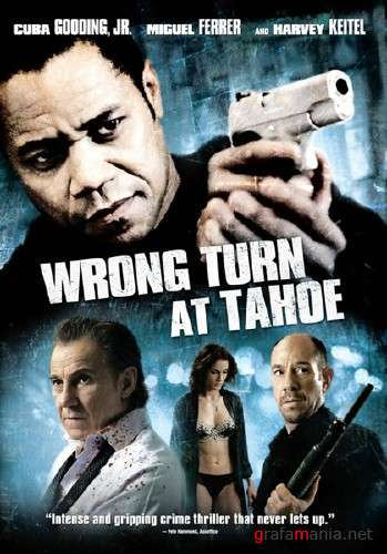 Сбиться с пути / Wrong Turn at Tahoe (2009 / DVDRip / 700Mb / 1400Mb)