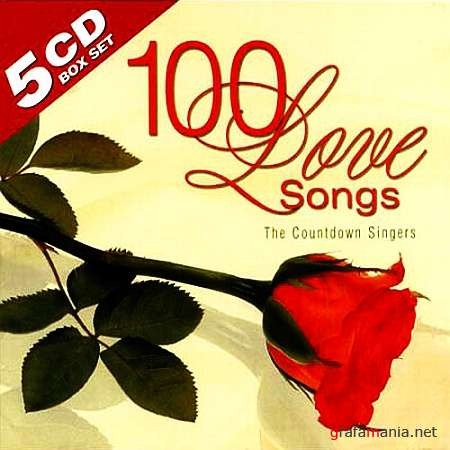 Top 100 Pop Love Songs (1950-2006)