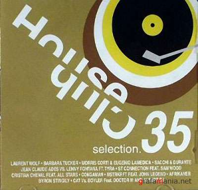 House Club Selection 35 (2009) MP3