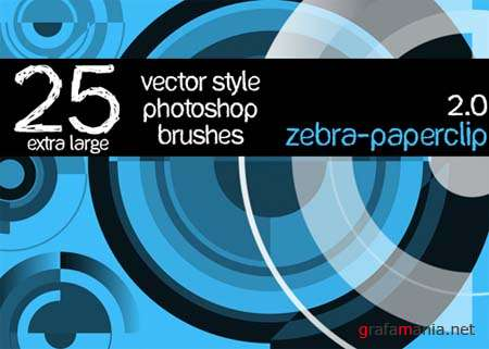 XL Vector Photoshop Brushes