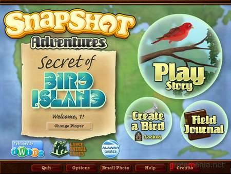 SnapShot Adventures - Secret of Bird Island (2009)