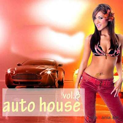Auto House vol.8 (2009) MP3