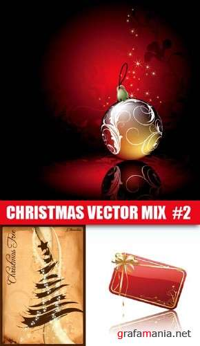 Christmas Vector Mix (Part 2)