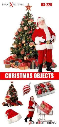 Christmas Objects - HQ Stock Images