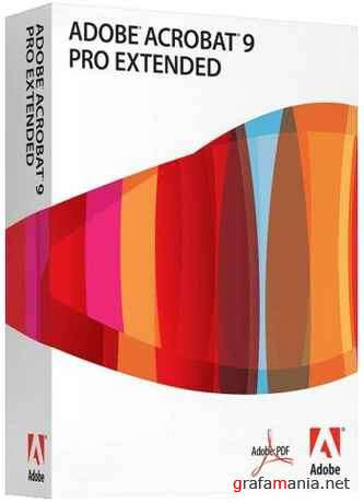 Adobe Acrobat Professional Extended 9.2 Russian
