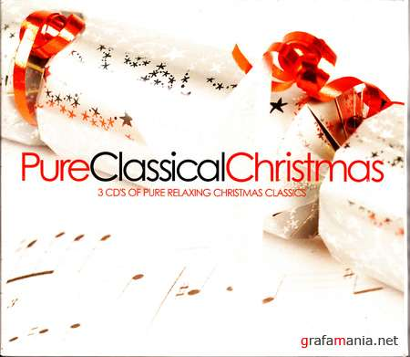 Pure Classical Christmas 2005 - Coffet 3 CD
