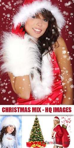 Christmas Mix - HQ Stock Images