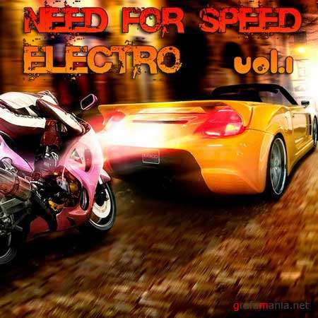 NEED FOR SPEED ELECTRO vol.1 (2009)