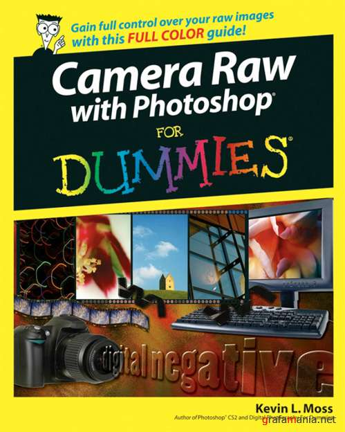 Camera Raw with Photoshop - for Dummies