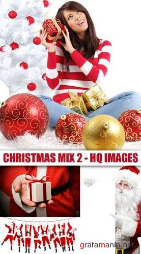 Christmas Mix 2 - HQ Stock Images