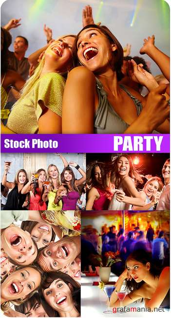 Stock Photo - Party