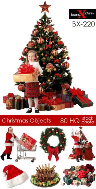 BX-220 Christmas Objects