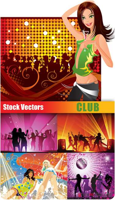 Stock Vectors - Club