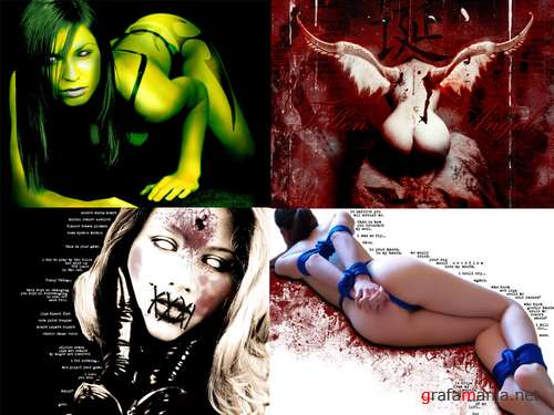 Gothic Girls Wallpapers