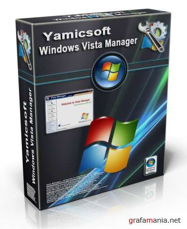 Yamicsoft Vista Manager 3.0.9 [x86 & x64]