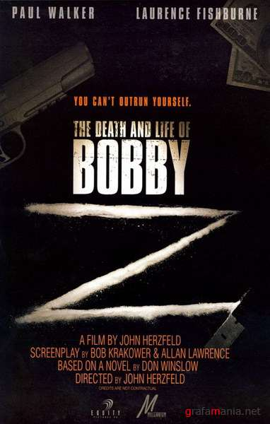 Подстава / The Death and Life of Bobby Z (2007) DVDRip