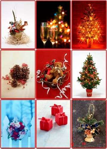 Christmas Clipart Mix - HQ Stock Images